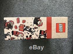 LEGO 4002018 Employee Christmas Gift 2018 Santa Reindeer Sleigh Factory Sealed