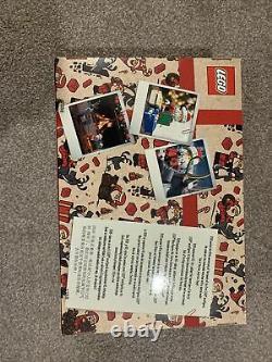 LEGO 4002018 SANTA'S SLEIGH Exclusive 2018 Employee Christmas Gift BRAND NEW