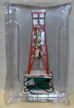 Lionel 6-85412 O Scale Animated Santa Sleigh & Reindeer Pylon