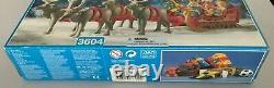 Playmobil 3604 Santa Claus w Sleigh & Reindeers NEW MISB 2000 ReleaseChristmas