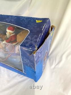 Rudolph and Island of Misfit Toys Santa's Sleigh and Reindeer Team Memory Lane